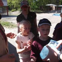 Activiteit 8 mei 2016: waterspelletjes